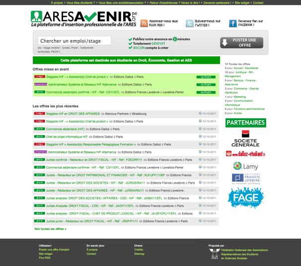 ARES.Avenir.org