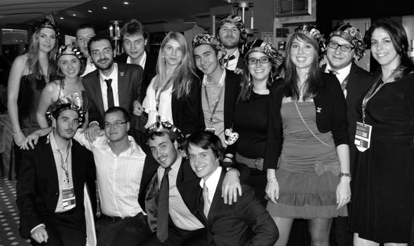 Bureau ARES 2011-2012